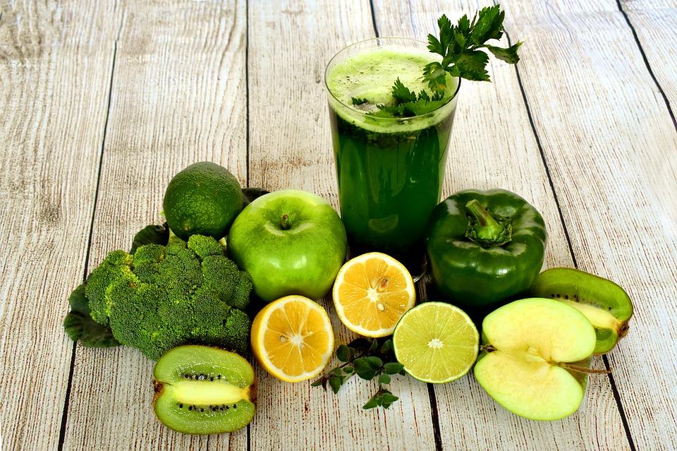 Potraviny, které mají chladivý efekt