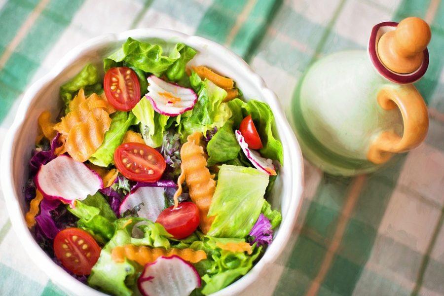Tipy a triky pro přípravu salátů